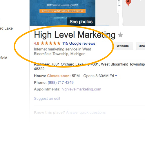 The Increasing Importance of Customer Reviews