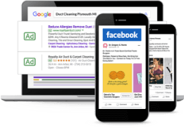 Paid Search and Social Ads (PPC)