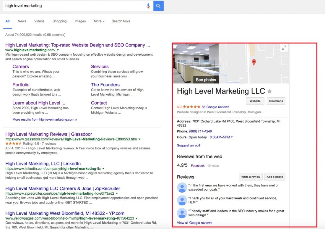 Why Every Small Business Should Use Google My Business - DesktopsidebarHLM