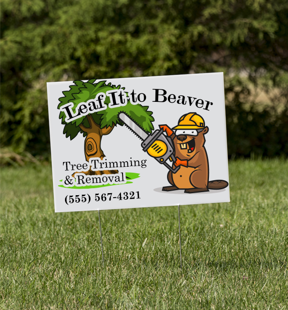 How to Market and Grow Your Tree Service Business  - Leaf_it_to_Beaver