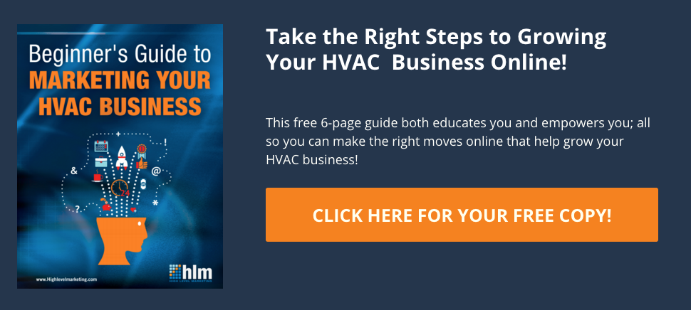 Free HVAC marketing ebook download