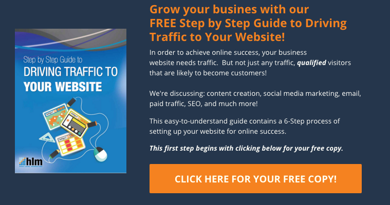Step by step guide to driving traffic to your website