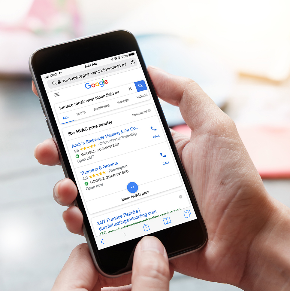 How to Market and Grow Your HVAC Business - cell_phone_search_hvac_small