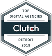 Clutch 2018 - Top Detroit Digital Agency