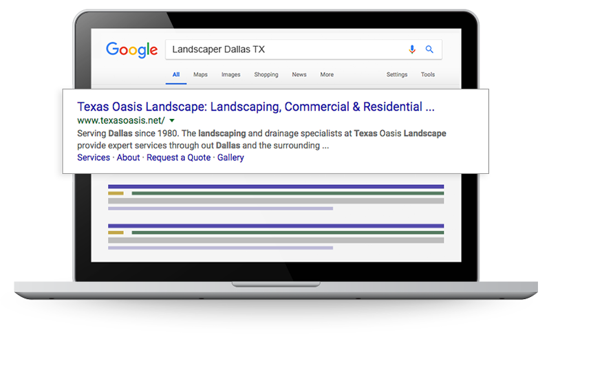 Landscaper Marketing: Web Design, SEO, PPC, Social for Landscaping - seo-lanscape