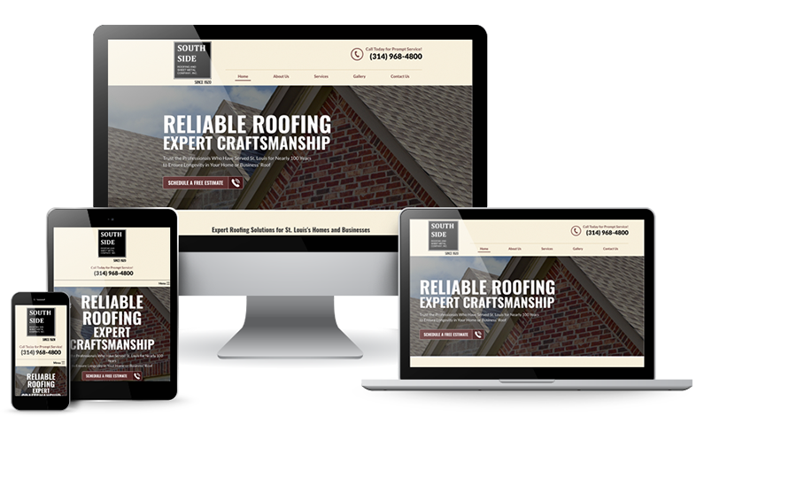 Roofer Marketing: Web Design, SEO, PPC, Social for Roofing Businesses - web-design-roofers