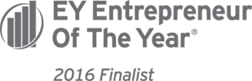 EY Entrepreneur of the Year - 2016 Finalist